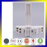 1 Ширина Pole небольшого размера Modbus цифрового счетчика электроэнергии для направляющих DIN