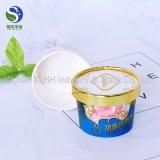 Copos de papel fabricante na China Sorvete Copa do papel