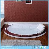 Bañera de hidromasaje de Surf de lujo con coloridas luces LED (TLP-677 caída en)