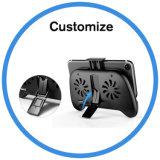 Telefone celular do radiador do resfriador de controlador de jogos com suporte de telefone