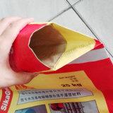 sacco di carta chimico 25kg per il mortaio asciutto