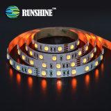 Het Flexibele RGB LEIDENE SMD5050 van hoge Prestaties 60LEDs/M Licht van de Strook