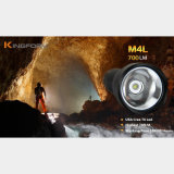 В трех режимах 2*26650 аккумулятор XML-T6 тактический светодиодный светильник