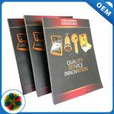 Cmjn Custom A4 Catalogue d'impression pour le commerce de gros