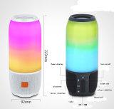 Продукты музыки импульса 3 динамиков светодиодный индикатор Bluetooth громкоговоритель водонепроницаемый беспроводной гарнитуры Bluetooth
