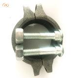 Personalizar el acoplamiento de metal ranurado europeo y el montaje