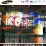 Capteur de température intérieure de P7.8 Affichage LED de fenêtre en verre