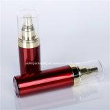 30ml la loción de plástico vacía la botella de cosméticos para el cuidado de la piel
