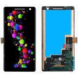 Nuovo schermo di tocco della visualizzazione dell'affissione a cristalli liquidi del telefono mobile della Cina per Nokia 8