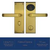 Cerradura de puerta de cerrojo con la tecnología de microondas