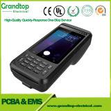 Stampante senza fili di posizione di GSM del Portable tenuto in mano con lo scanner di NFC/Barcode