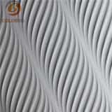 comitati di parete decorativi dell'onda interna 3D
