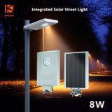 5W-120W en una sola/ Calle Solar integrada Lámpara de iluminación de luz//.