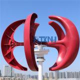 Продажи с возможностью горячей замены, 200 Вт 24V вертикальный ветровой турбины с Maglev генератора Генератор и контроллера заряда MPPT запуска 1,3 м