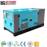 Consumptie van de Diesel Generator 63kVA 50kw 3 Brandstof van de Fase van China Ricardo de Lage voor Verkoop