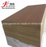 Природным шпоном Blockboard фанера MDF 1220*2440*18мм Сапеле Sapeli орех красного дуба 11мм