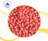 De Korrelige Rood/Wit/Bruine Kleur van het Chloride van het kalium