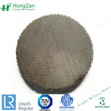 Material del núcleo en forma de panal de aluminio para caliente / calefactor eléctrico