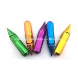 Différentes couleurs de l'écrou de roue anodisé CNC
