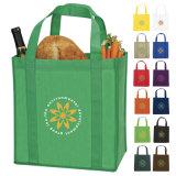 Bolsa de supermercado Non-Woven aislado de la bolsa (YH-NWB007)