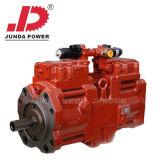 Mini-excavatrices de la pompe hydraulique de la pompe complète pour KAWASAKI K3V63