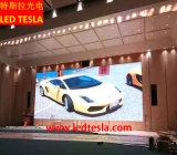 Haut Actualiser P6 Indoor Full-Color LED pour la publicité d'affichage vidéo