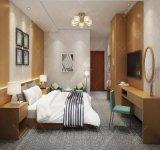 Mobilia contemporanea di legno della camera da letto dell'hotel personalizzata stella della fabbrica 3-4 di Foshan per il progetto dell'Arabia Saudita