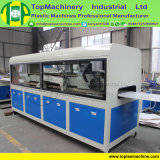 PE PP equipamento da placa de linha de produção de painéis de plástico da máquina