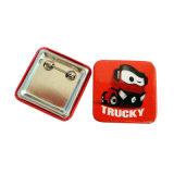 Comercio al por mayor de dibujos animados personalizados insignia con el regalo de promoción de estaño (TB02-C).