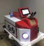 De hoge Machine van het Lassen van de Vlek van de Laser van de Juwelen van de Nauwkeurigheid 200W