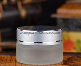Glasbereiftes Glas-hochwertiges Sahneglas des glas-50ml