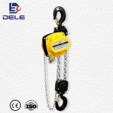 持ち上がるEquipment Chain Block Chain Hoist 1000kg