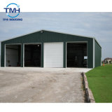 La TPA edificio de acero Taller de bastidor de la estructura de acero