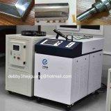 La macchina del saldatore del laser della fibra per il manuale funziona
