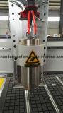 木工業4の軸線の彫版F5-K1530K4木製CNCのルーター機械