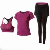 Vestuário de ioga mulheres Desgaste Desporto Freedom de ioga Suit para ginásio