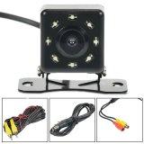 18.5мм 8 ИК/светодиодные индикаторы хорошего ночного видения вид сзади автомобиля цифровая видеокамера резервного копирования