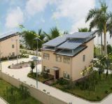 Wind 5kw und Solarhybrides Rechnersystem weg vom Rasterfeld-System
