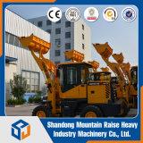 Landwirtschaftliche Maschine-Hersteller 0.8 Tonnen-Minirad-Ladevorrichtung mit Cer