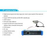 Совмещенное испытательное оборудование CCTV камеры IP для испытание камеры IP
