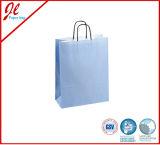 De gekleurde het Winkelen Zakken van het Document met Document Verdraaid Handvat