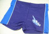 Swimsuit с конструкциями Numberous, симпатичный боксер мальчика самый последний замыкает накоротко (XMF-b22)