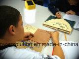 고품질 실내 & 옥외 점화 독서 공부를 위한 휴대용 태양 책상용 램프 PS L045b