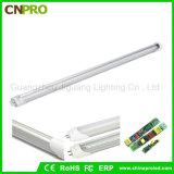 Indicatore luminoso 1FT 120V del tubo di pollice T8 LED di qualità 12 per noi