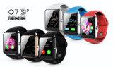 Téléphone intelligent à la mode de montre de Bluetooth avec le moniteur imperméable à l'eau Q7 de &Sleep