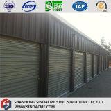 Costruzione d'acciaio prefabbricata della costruzione per la memoria del magazzino