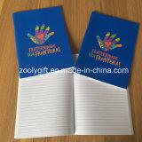 Entwurfs-Drucken/Papiereinband-Übungs-Notizbücher stark anpassen