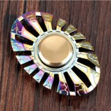 Girador colorido do diodo emissor de luz do besouro de Egipto do girador do arco-íris