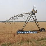 Grand système automatique d'irrigation par pulvérisateur pivot central
