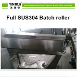 De volledige Maker van het Suikergoed van de Machine van het Suikergoed van de Rol 500kg van de Partij van het Roestvrij staal SUS 304 met Ce